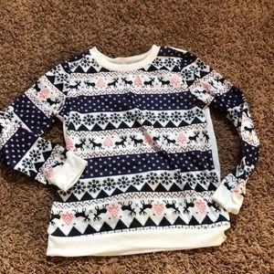 Tops - NWOT ❄️Christmas sweater ❄️NWOT